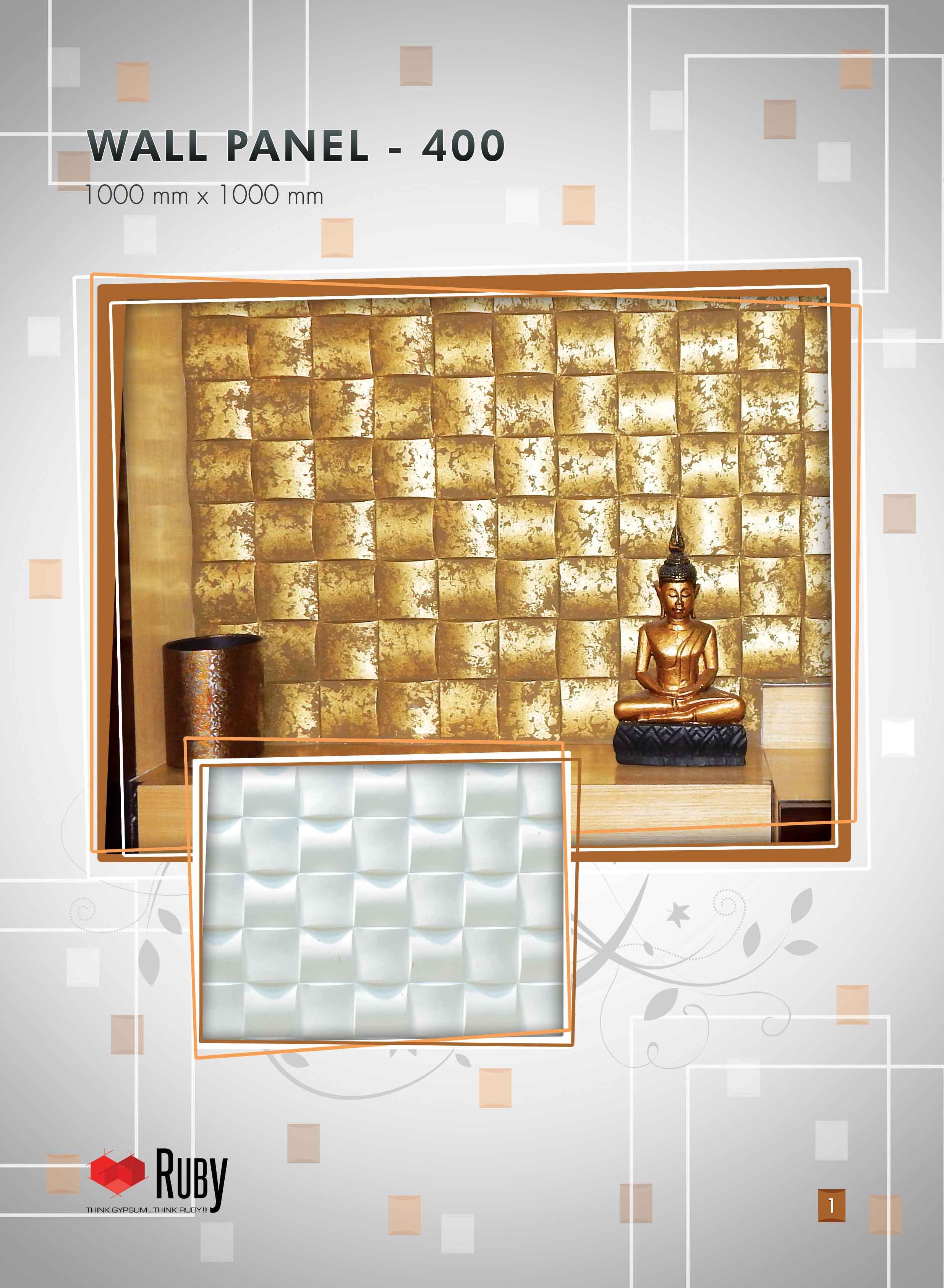 Colorful Decorative Gypsum Wall Panels Mold - Art & Wall Decor ...